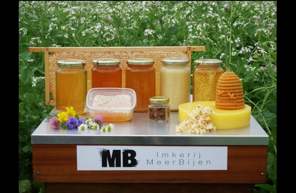 Honing van MeerBijen - Haarlemmermeer